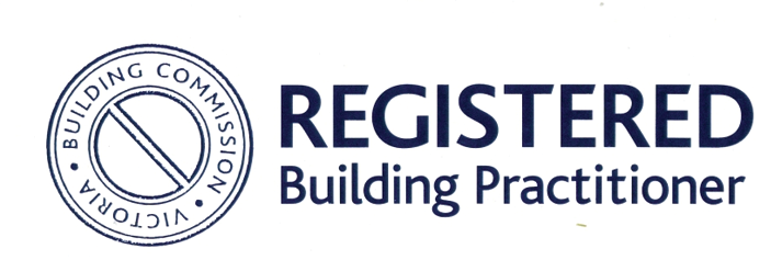 registered building practitioner logo